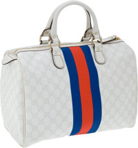 5d54ab05b Luxury Accessories:Bags, Gucci Limited Edition Gucci Loves New York Bag  with Charm.