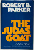 Books:Mystery & Detective Fiction, Robert B. Parker. SIGNED. The Judas Goat. Boston: HoughtonMifflin Company, 1978. First edition. Signed by the...