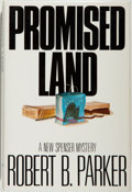 Books:Mystery & Detective Fiction, Robert B. Parker. SIGNED. Promised Land. Boston: HoughtonMifflin Company, 1976. First edition. Signed by the ...