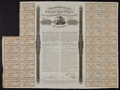 Confederate Notes:Group Lots, Ball 156 Cr. 116 £100 1863 Bond Very Fine. . ...
