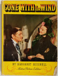 Books:Fiction, [Photoplay Edition]. Margaret Mitchell. Gone with the Wind.New York: Macmillan, 1939. Motion Picture Edition. Large...
