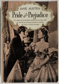 Books:Literature Pre-1900, [Photoplay Edition]. Jane Austen. Pride and Prejudice. New York: Triangle Books, [1940]. Photoplay edition. Octavo. ...