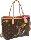 Luxury Accessories:Bags, Louis Vuitton Special Edition for MOCA by Takashi Murakami Hands PM Neverfall Bag. ...