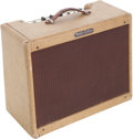 Musical Instruments:Amplifiers, PA, & Effects, 1957 Fender Deluxe Tweed Guitar Amplifier, Serial # D04255...