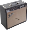 Musical Instruments:Amplifiers, PA, & Effects, 1965 Fender Princeton Black Guitar Amplifier, Serial # A03931. ...