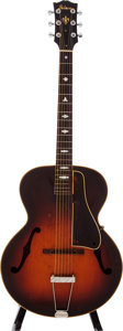 Musical Instruments:Acoustic Guitars, 1941 Gibson L-4 Sunburst Archtop Acoustic Guitar, #97267....