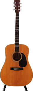 Musical Instruments:Acoustic Guitars, 1971 Martin D-35 Natural Acoustic Guitar, Serial # 275791....