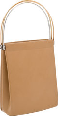 Luxury Accessories:Bags, Cartier Beige Leather Small Trinity Bag. ...