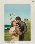 Original Comic Art:Covers, Rudy Nappi Love on a String Paperback Cover Original Art(Harlequin Romance, 1989)....