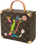 Luxury Accessories:Accessories, Louis Vuitton Limited Edition by Takashi Murakami 2003 ExtremelyRare Jewelry Box. ...