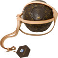 Luxury Accessories:Bags, Louis Vuitton Limited Editon 1998 France World Cup MonogrammeSoccer Ball. ...