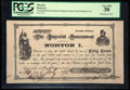 Obsoletes By State:California, San Francisco, CA - The Imperial Government of Norton I 50¢ July 14, 1876. ...