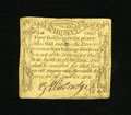 Colonial Notes:Massachusetts, Massachusetts October 18, 1776 4s/6d Very Fine. This becomes onlythe fifth and highest graded example of this denomination ...