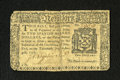 Colonial Notes:New York, New York August 13, 1776 $2 Very Fine. This note was originally cutin half and then probably sent through the mail. It has ...