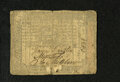 Colonial Notes:Pennsylvania, Pennsylvania October 1, 1773 18d Good. The signatures are legibledespite the wear on this scarce note....