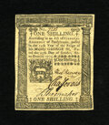 Colonial Notes:Pennsylvania, Pennsylvania October 25, 1775 1s Superb Gem New. This is as wellmargined as you will find any of these columned notes which...