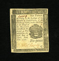 Colonial Notes:Pennsylvania, Pennsylvania April 25, 1776 6d Gem New. Not too many gems exist ofthis small change denomination but this is certainly one ...