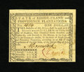 Colonial Notes:Rhode Island, Rhode Island July 2, 1780 $1 New. An attractive Rhode Island notethat has been tape repaired on the back....
