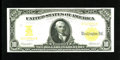 Large Size:Gold Certificates, Fr. 1172 $10 1907 Gold Certificate Choice About New. A single lightcenterfold is all that separates this gold certificate f...