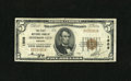 National Bank Notes:Missouri, Jefferson City, MO - $5 1929 Ty. 1 The First NB Ch. # 1809. Onlytwo banks in this state capital issued Series 1929 note...