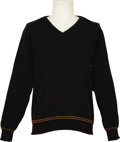 Movie/TV Memorabilia:Costumes, Harry Potter Costume Gryffindor Sweater. The books have all beenpublished and only two movies are left to be released, and ...(Total: 1 Item)