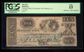 Obsoletes By State:Louisiana, New Orleans, LA- Citizens Bank of Louisiana $10 Jan. 4, 1856 C20a. ...