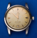 Timepieces:Wristwatch, Omega Bumper Automatic Seamaster Wristwatch. ...