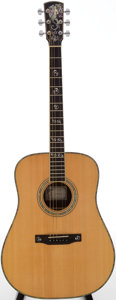 Musical Instruments:Acoustic Guitars, 2000s Larrivée D-10 Natural Acoustic Guitar, Serial # 51524....