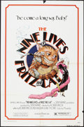 """Movie Posters:Animation, The Nine Lives of Fritz the Cat (American International, 1974). One Sheet (27"""" X 41""""). Animation.. ..."""