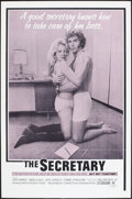 "Movie Posters:Sexploitation, The Secretary & Other Lot (United Film Distribution, 1971). OneSheets (2) (27"" X 41""). Sexploitation.. ... (Total: 2 Items)"