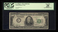 Small Size:Federal Reserve Notes, Fr. 2202-C $500 1934A Federal Reserve Note. PCGS Apparent Very Fine 20.. ...