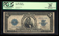 Fr. 282 $5 1923 Silver Certificate PCGS Apparent Very Fine 20