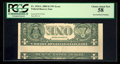 Error Notes:Inverted Reverses, Fr. 1934-L $1 2009 Federal Reserve Note. PCGS Choice About New 58.....