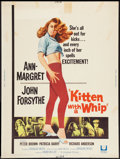 "Movie Posters:Bad Girl, Kitten with a Whip (Universal, 1964). Poster (30"" X 40""). BadGirl.. ..."
