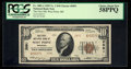 National Bank Notes:Mississippi, West Point, MS - $10 1929 Ty. 2 The First NB Ch. # 2891. ...