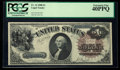 Large Size:Legal Tender Notes, Fr. 32 $1 1880 Legal Tender PCGS Extremely Fine 40PPQ.. ...