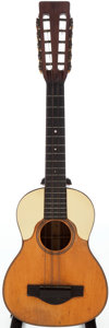 Musical Instruments:Acoustic Guitars, 1926 Martin Tiple Natural Acoustic Guitar, Serial # 24180....