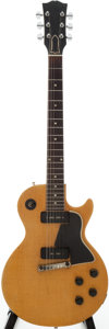 Musical Instruments:Electric Guitars, 1957 Gibson Les Paul Special TV Yellow Solid Body Electric Guitar,Serial # 7 0776....