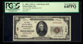 National Bank Notes:Pennsylvania, Bethlehem, PA - $20 1929 Ty. 1 The First NB Ch. # 138. ...