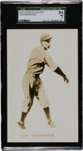 Baseball Cards:Singles (1930-1939), 1933 Worch Cigars Lon Warneke SGC 84 NM 7 - The Only SGC NM on Record! ...