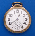 Timepieces:Pocket (post 1900), Hamilton Railway Special 21 Jewel 992 B With Rare Black Box. ...
