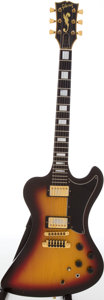 Musical Instruments:Electric Guitars, 1979 Gibson RD Artist Sunburst Solid Body Electric Guitar, Serial # 73419003 ...