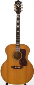 Musical Instruments:Acoustic Guitars, 1972 Guild F-50BLD Natural Acoustic Guitar, Serial # 67037....