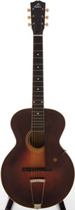 Musical Instruments:Acoustic Guitars, 1927 Gibson L3 Sunburst Archtop Acoustic Guitar, Serial # 85218....