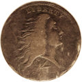 Large Cents: , 1793 1C Wreath Cent--Lettered Edge--VG8 PCGS. S-11b, R.4 or S-11c,R.3, depending on which edge type was used. Smooth brown...