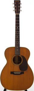 Musical Instruments:Acoustic Guitars, 1947 Martin 000-28 Natural Acoustic Guitar, Serial # 101713....
