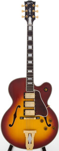 Musical Instruments:Electric Guitars, 2003 Gibson L-5CES Sunburst Archtop Electric Guitar, Serial #20583004....