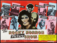 """The Rocky Horror Picture Show (Fox-Rank, 1975). British Quad (30"""" X 40""""). Rock and Roll"""
