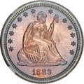 Proof Seated Quarters, 1883 25C PR69 NGC....