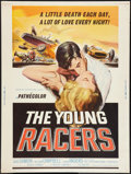 "Movie Posters:Action, The Young Racers (American International, 1963). Poster (30"" X40""). Action.. ..."